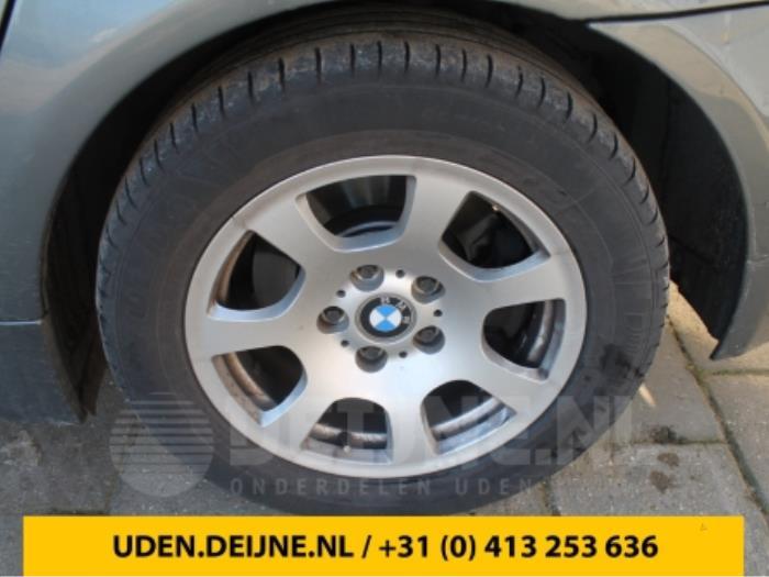Velgen set - BMW 5-Serie