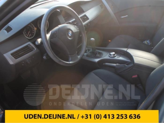 Stuurwiel - BMW 5-Serie