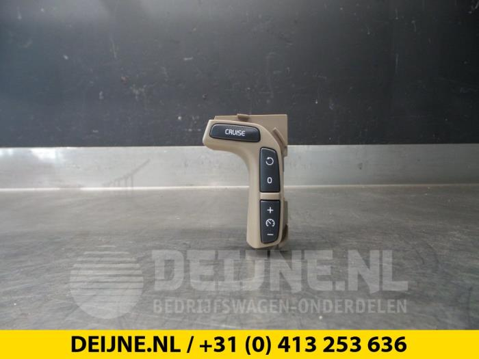 Cruise Control Bediening - Volvo V70