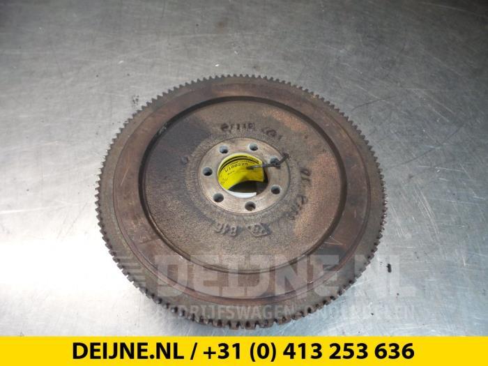 Starterkrans - Renault Kangoo