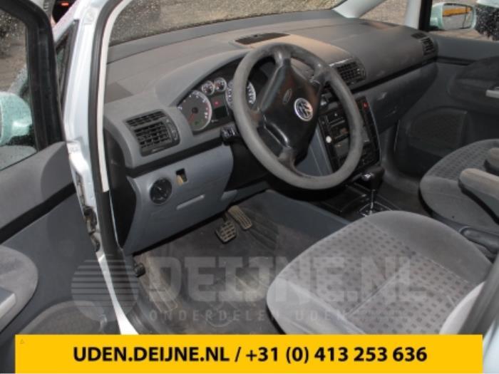 Airbag rechts (Dashboard) - Volkswagen Sharan