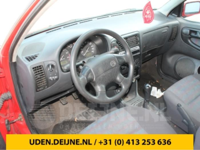 Airbag rechts (Dashboard) - Volkswagen Polo