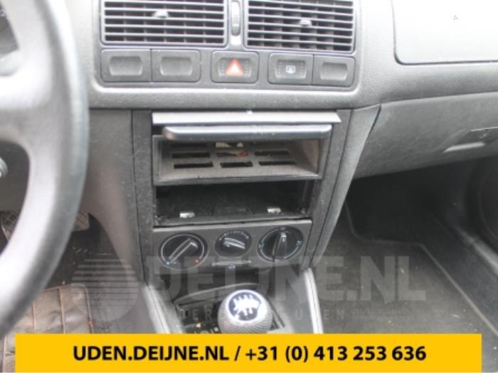 Kachel Bedieningspaneel - Volkswagen Golf