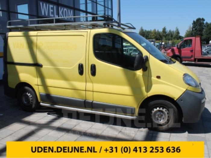 Imperiaal - Opel Vivaro