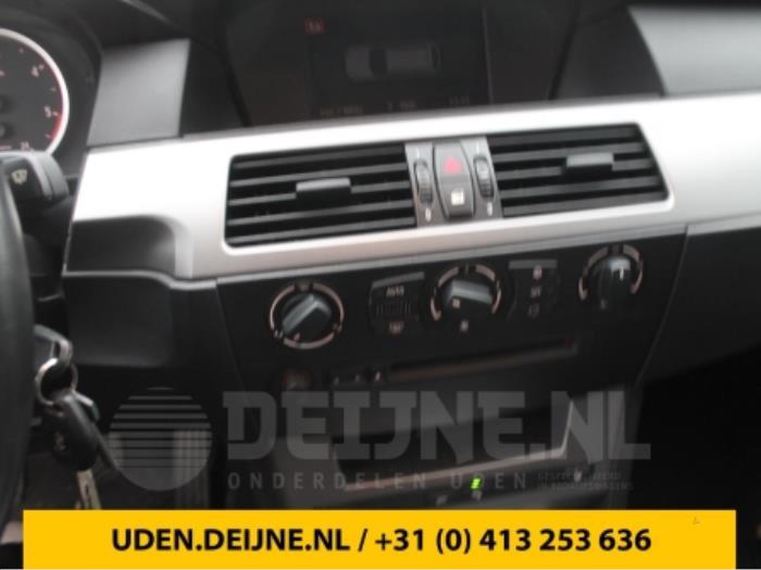 Display Multi Media regelunit - BMW 5-Serie