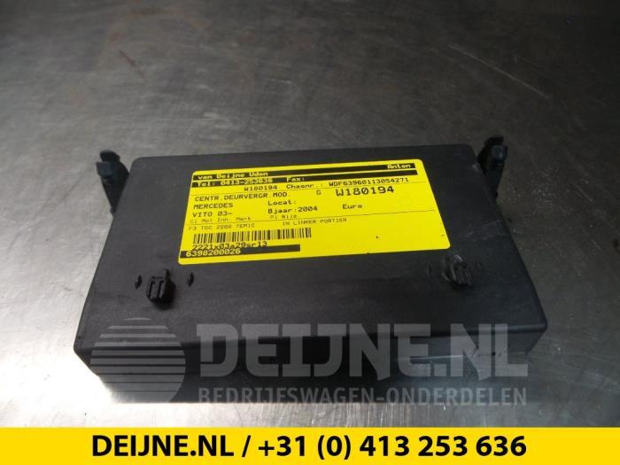 Centrale Deurvergrendelings Module - Mercedes Vito