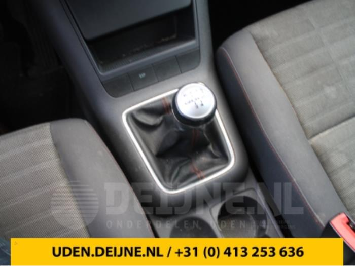 Versnellingspookhoes - Volkswagen Golf Plus