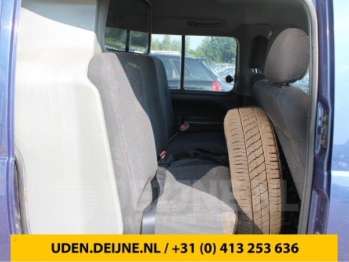 Dubbele cabine - Hyundai H200