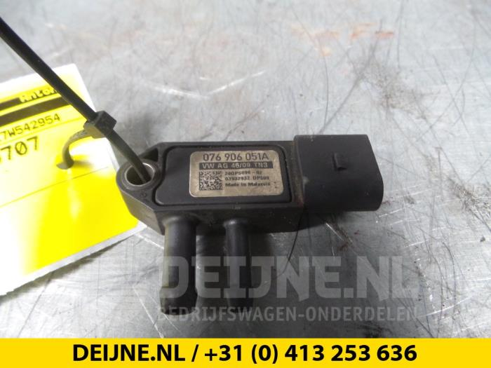 Roetfilter sensor - Volkswagen Golf Plus