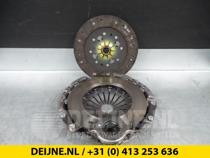Koppelingsset (compleet) - Fiat Doblo