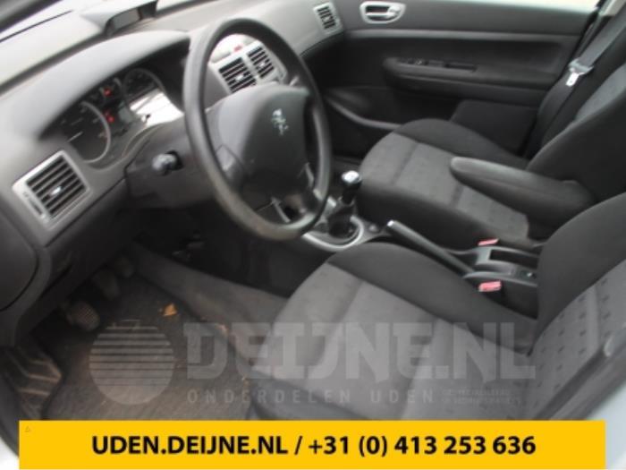 Bekleding Set (compleet) - Peugeot 307