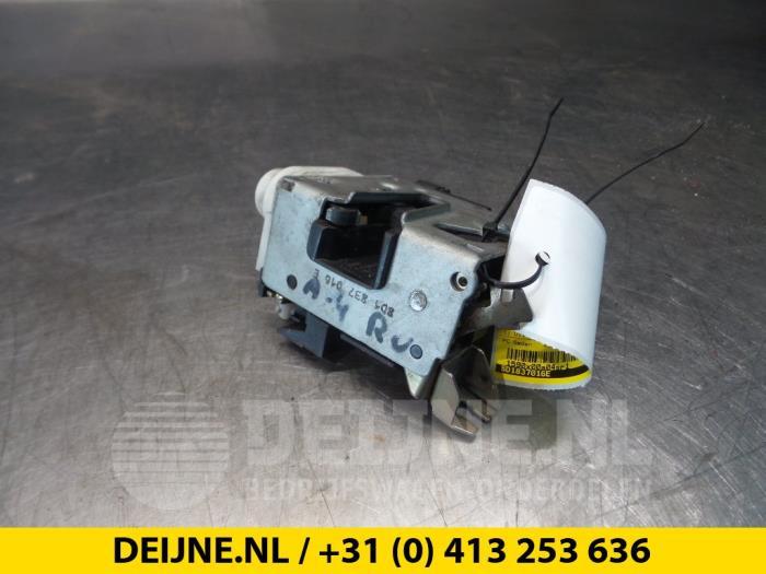Deurslot Mechaniek 4Deurs rechts-voor - Audi A4