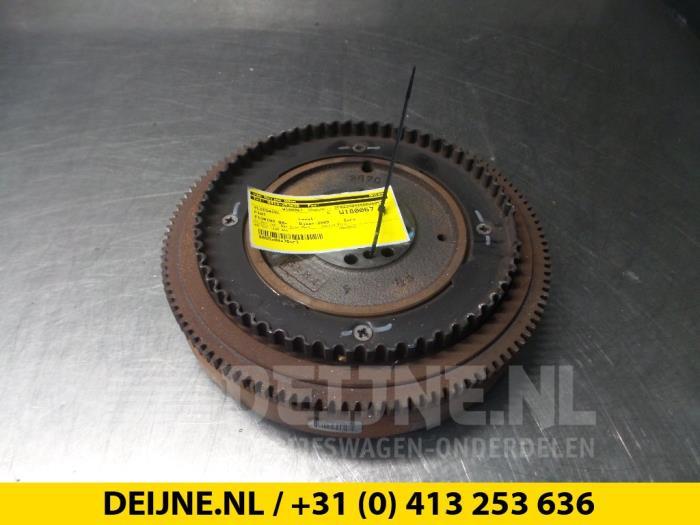 Vliegwiel - Fiat Fiorino