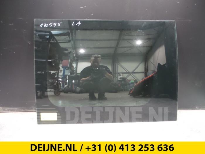 Ruit 2Deurs links-achter - Renault Trafic