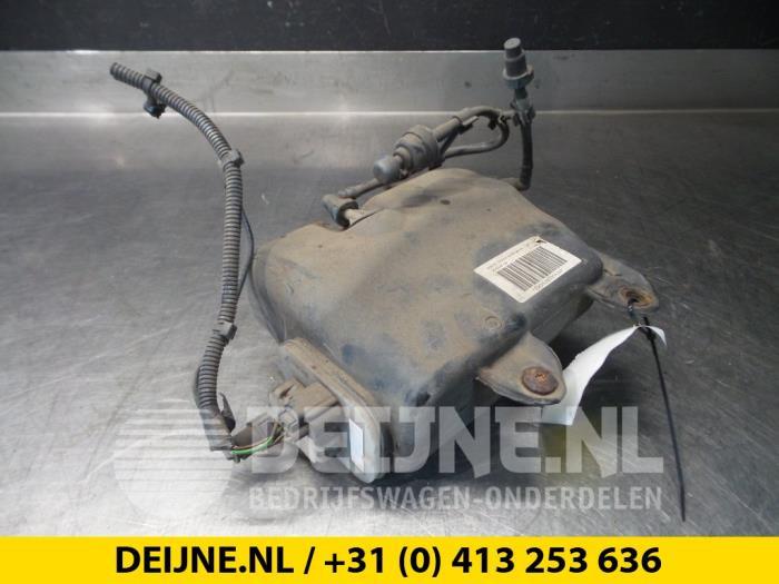 Additatief tank - Volvo V50