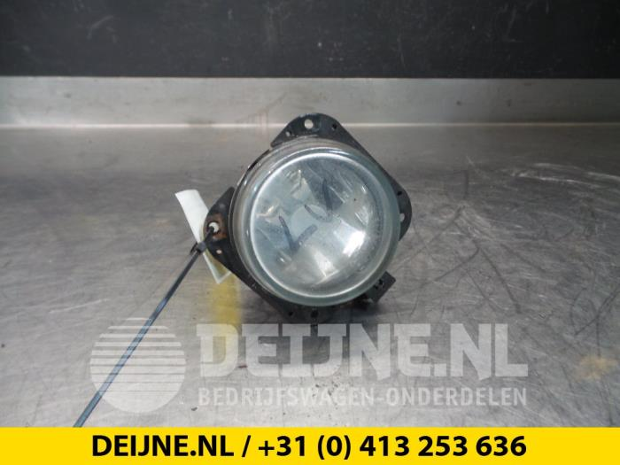 Mistlamp links-voor - Citroen Berlingo