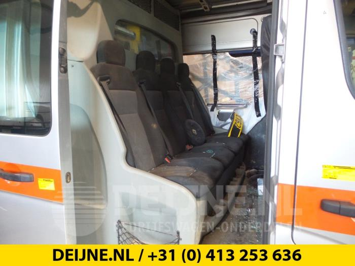 Dubbele cabine - Renault Master