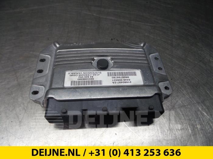Veercomputer - Peugeot 407