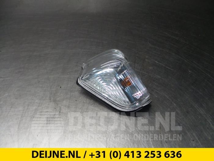Knipperlicht spiegel rechts - Mercedes Sprinter