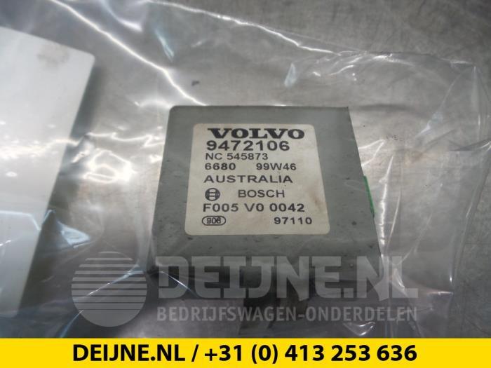 Relais - Volvo C70