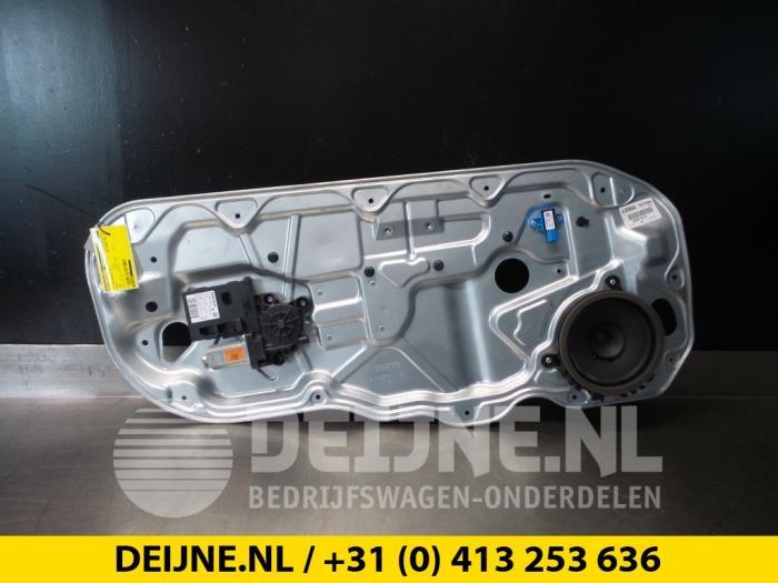 Ruitmechaniek 2Deurs links-voor - Volvo C30