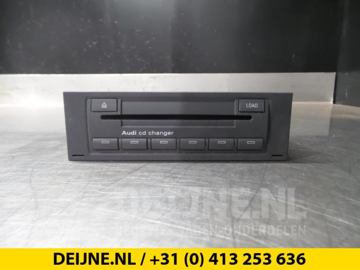 CD Wisselaar - Audi A3