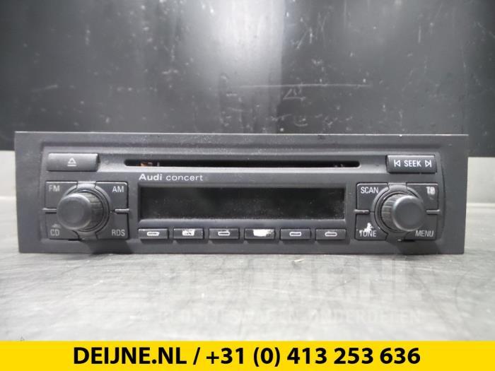 Radio - Audi A3