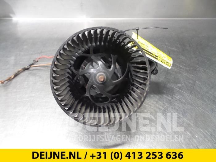 Kachel Ventilatiemotor - Renault Master