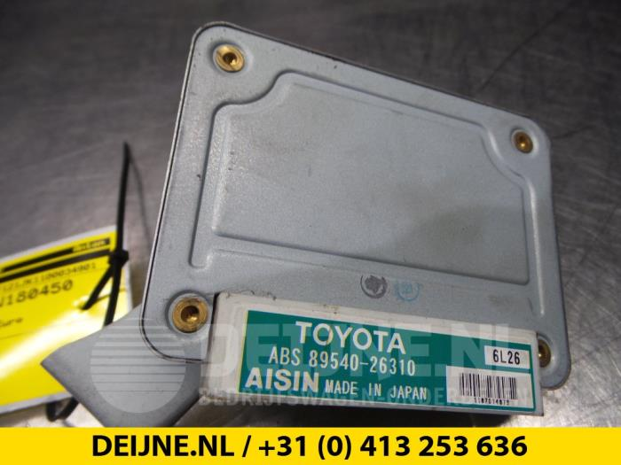 ABS Computer - Toyota Hiace