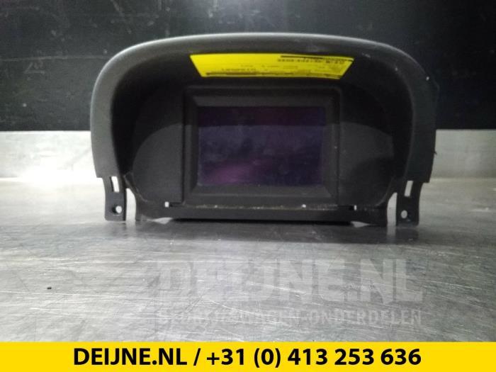 Navigatie Display - Opel Combo