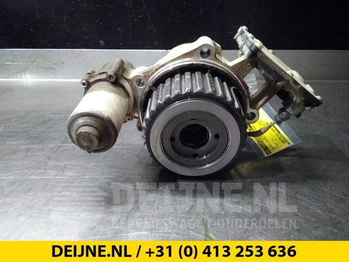 Haldex koppeling - Volkswagen Caddy