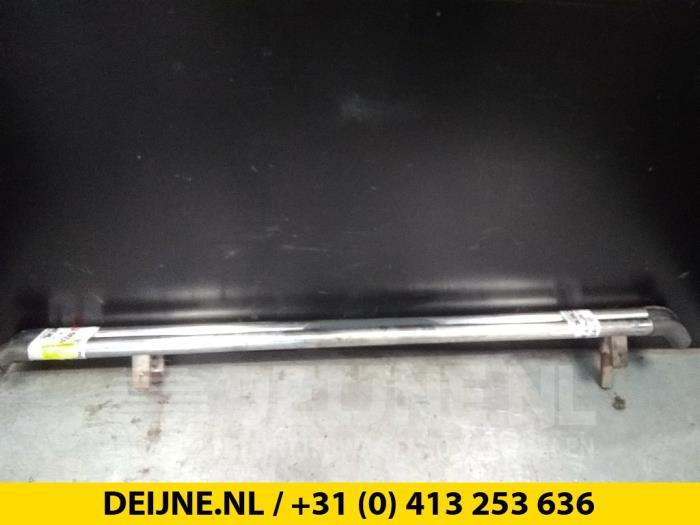 Sidebar - Renault Master