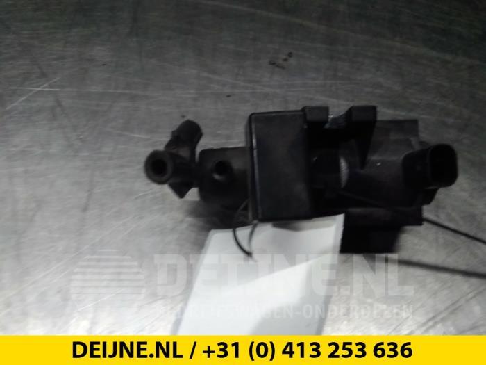 Turbodrukregelaar - Mercedes B-Klasse