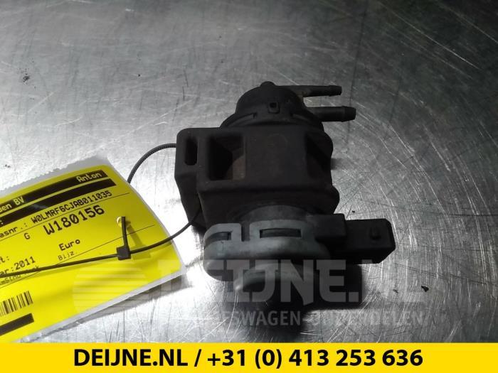 Turbodrukregelaar - Opel Movano