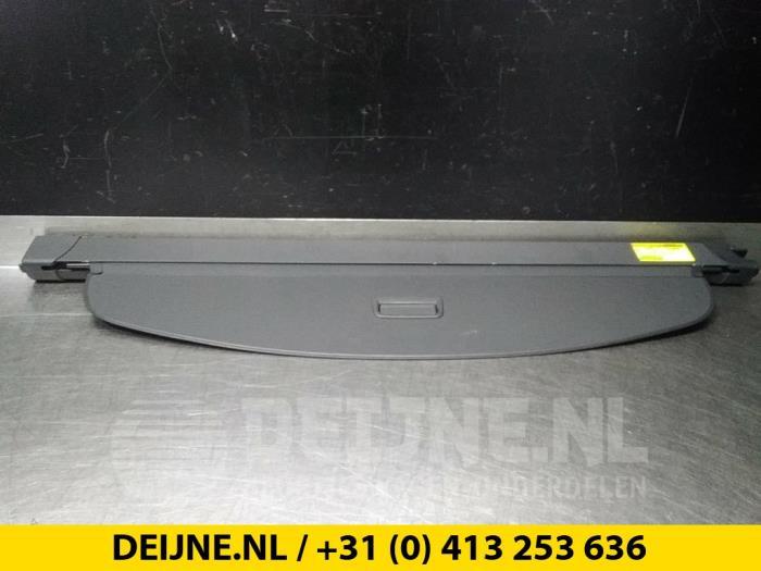 Dekzeil Bagageruimte - Audi A6