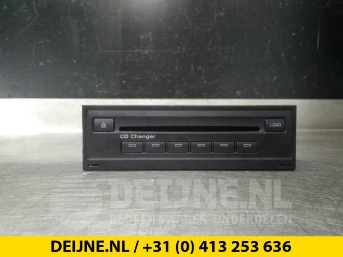 CD Speler - Audi A6