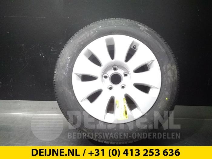 Velg - Audi A6