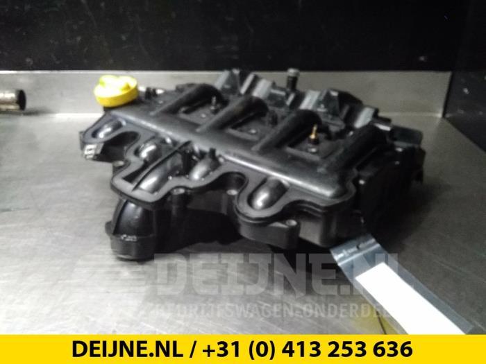 Kleppendeksel - Renault Master