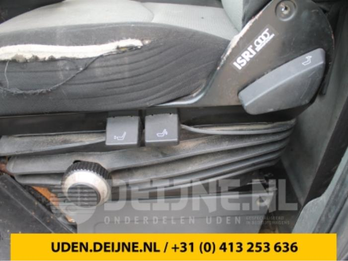 Stoel links - Iveco New Daily