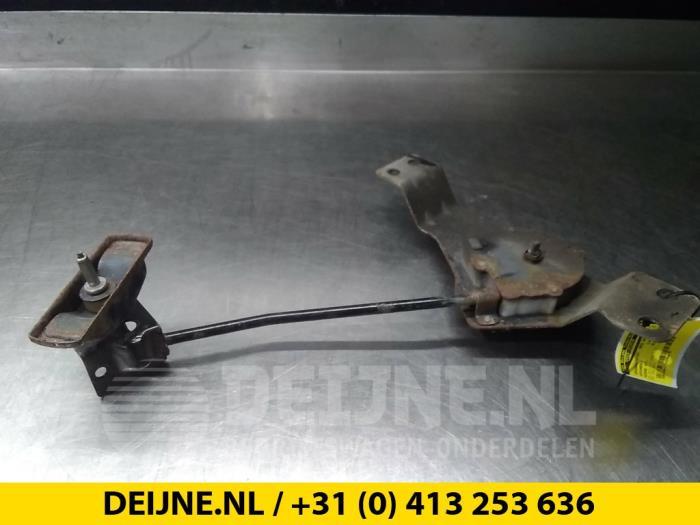 Ophangmechaniek reservewiel - Hyundai H300