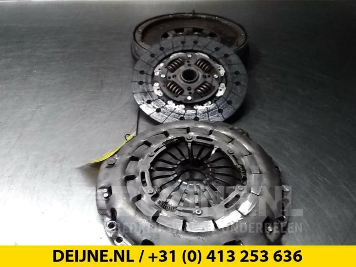 Dubbele massa vliegwiel - Mercedes Sprinter