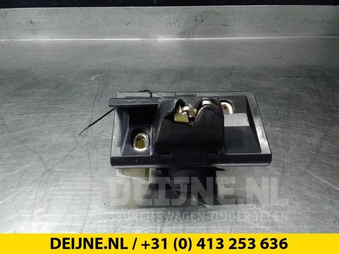Slotmechaniek Achterklep - Mercedes C-Klasse