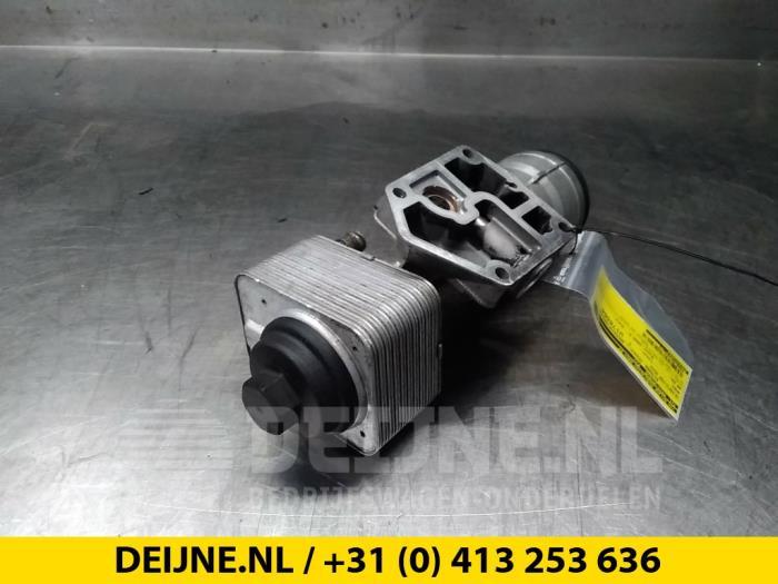 Oliefilterhuis - Audi A6