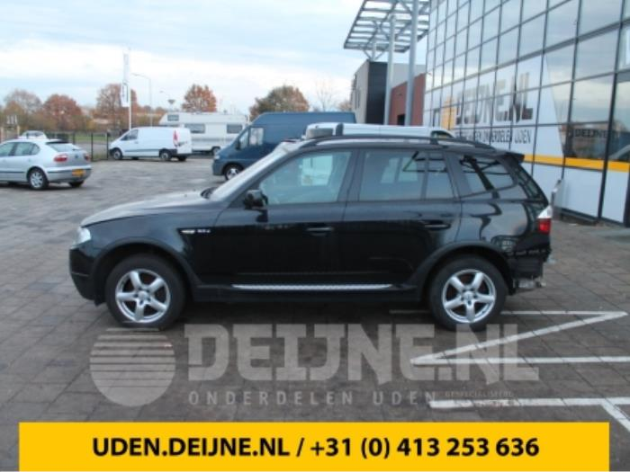 Zijskirt links - BMW X3