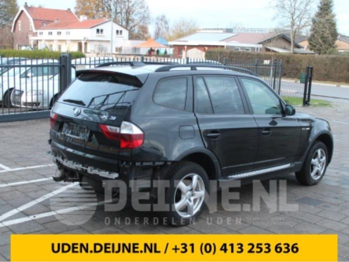 Zijskirt rechts - BMW X3