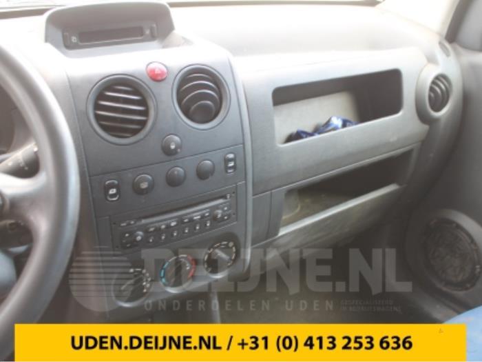 Radio - Peugeot Partner