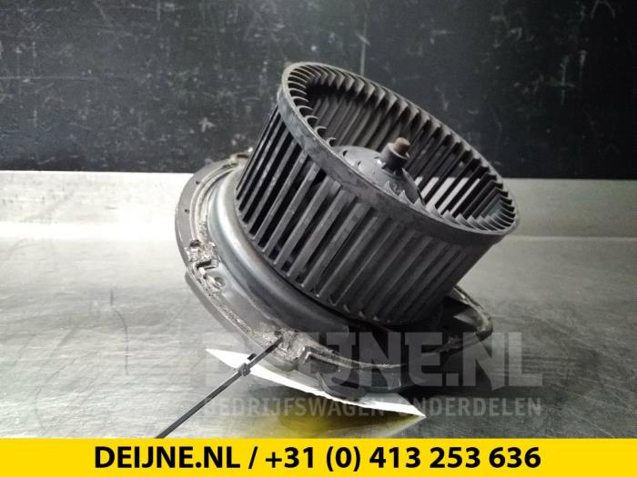 Kachel Ventilatiemotor - Volkswagen Transporter