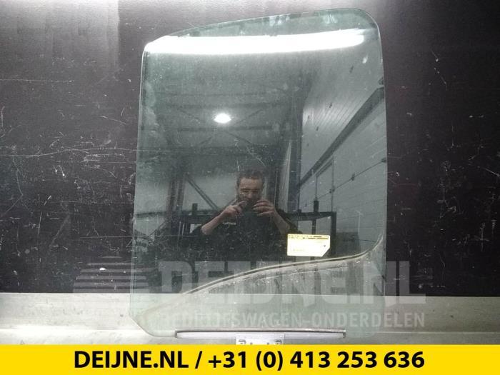 Portierruit 2Deurs links - Iveco Daily
