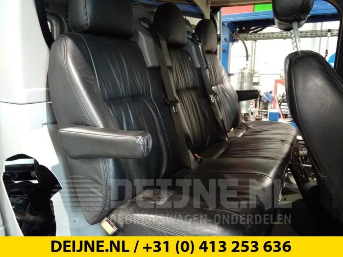 Dubbele cabine - Ford Transit