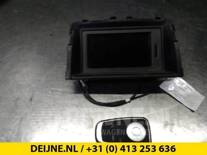 Navigatie Display - Renault Trafic
